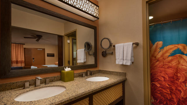 Caribbean Beach Bathroom