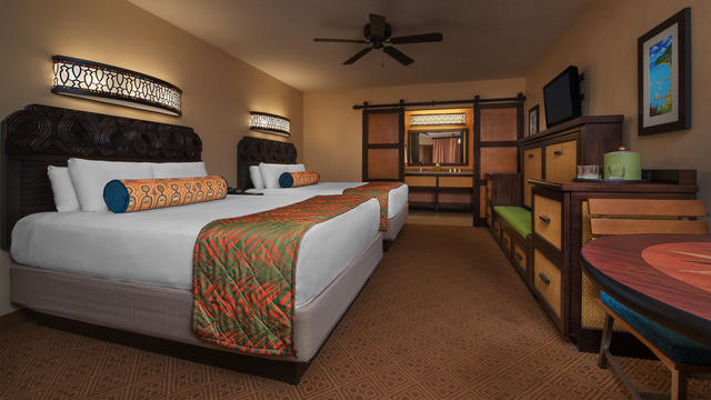 Caribbean Beach Standard Room