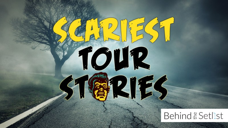 Scariest Tour Stories, Vol. 1