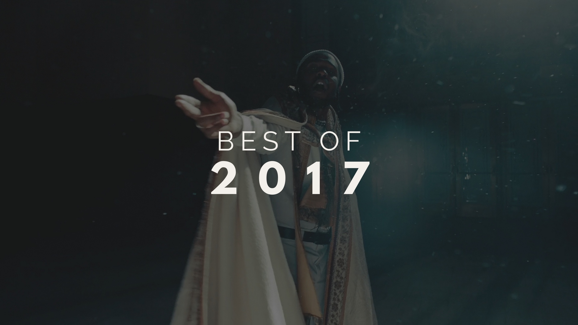 The Sights and Sounds of 2017 - Behind the Setlist
