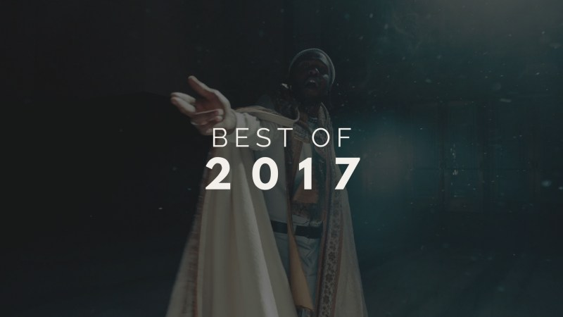 The Sights and Sounds of 2017