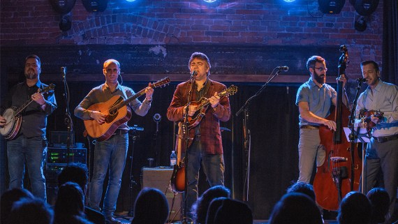 The Travelin' McCourys Break the Bounds of Bluegrass