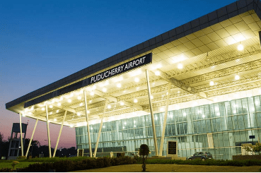 Puducherry airport back on track