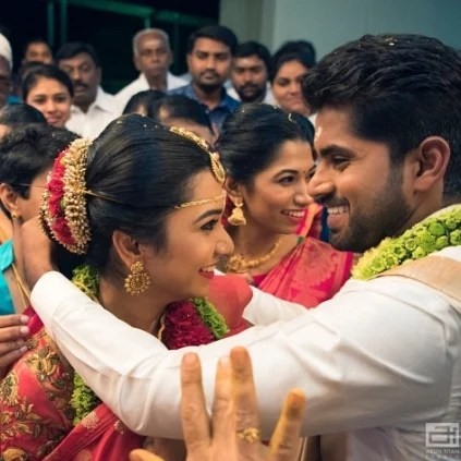 Kathir Thanks Everyone For The Wishes On His Marriage