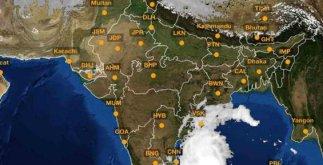 Cyclone Vardah to hit Chennai 2 Behind History