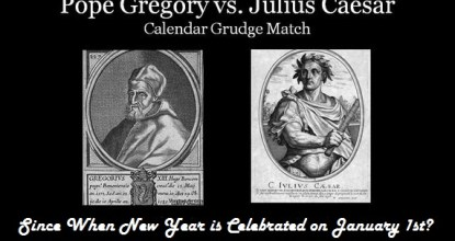 Since when New Year is Celebrated on January 1 | Types of Calender