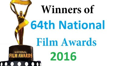 64th National Film Awards | Complete List of Winners 79 Behind History