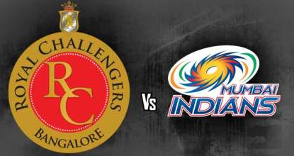 Royal Challengers Bangalore vs Mumbai Indians | 31st Match | Dream11 Team 44 Behind History