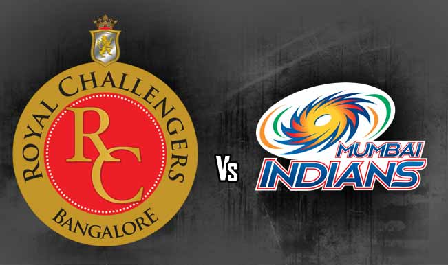 Mumbai Indians vs Royal Challengers Bangalore | 14th Match | Dream11 Team 1 Behind History