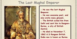 Behind the History of Bahadur Shah Zafar   Last Mughal Emperor 3 Behind History