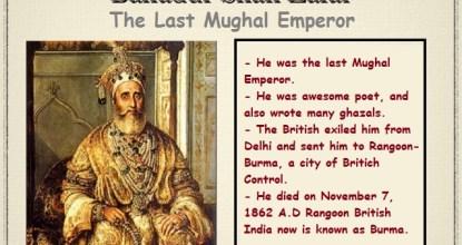 Behind the History of Bahadur Shah Zafar | Last Mughal Emperor 24 Behind History