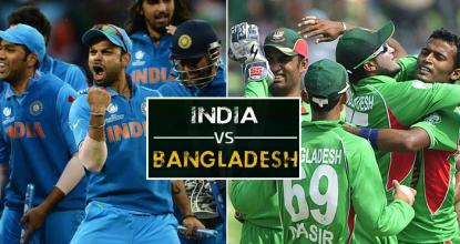 India vs Bangladesh | Final Match Playing 11 and Dream11 Team 56 Behind History