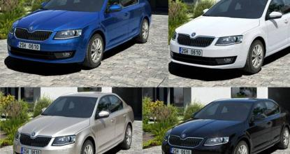 Skoda Launches Octavia Facelift | Price and Specs 103 Behind History