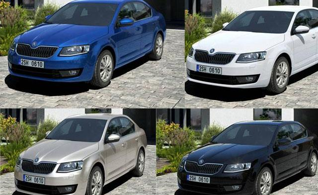Skoda Launches Octavia Facelift | Price and Specs 1 Behind History