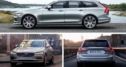 Volvo has Launched New Model V90 | Price and Specifications 2 Behind History