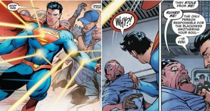 A New Villain for Superman | White Supremacist 52 Behind History