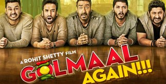 Golmaal Again Review | Experience of Fearing Comedy 2 Behind History
