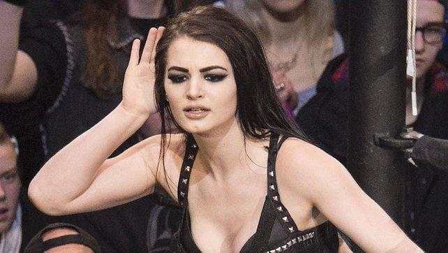 WWE Diva Paige Instagram Status | Topless Dance 1 Behind History
