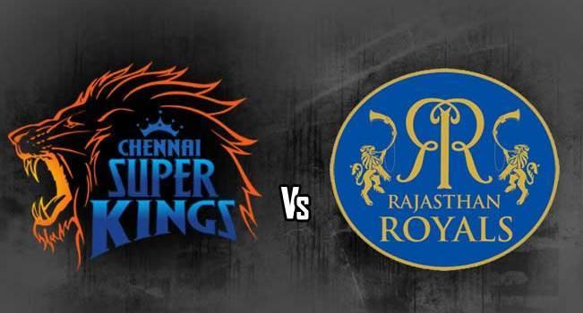 Chennai Super Kings vs Rajasthan Royals | 17th Match | Dream11 Team 1 Behind History
