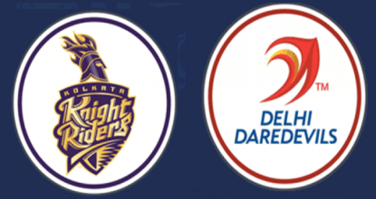 Delhi Daredevils vs Kolkata Knight Riders | 26th Match | Dream11 Team 46 Behind History