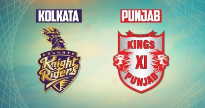 Kolkata Knight Riders vs Kings XI Punjab