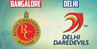 Delhi Daredevils vs Royal Challengers Bangalore | 45th Match | Dream11 Team 1 Behind History