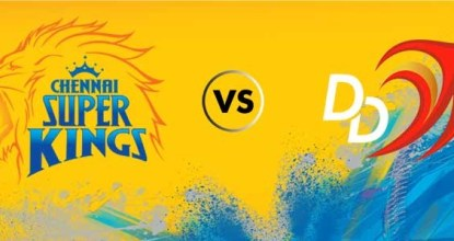 Delhi Daredevils vs Chennai Super Kings | 52nd Match | Dream11 Team 24 Behind History