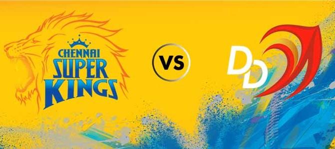 Chennai Super Kings vs Delhi Daredevils   30th Match   Dream11 Team 1 Behind History