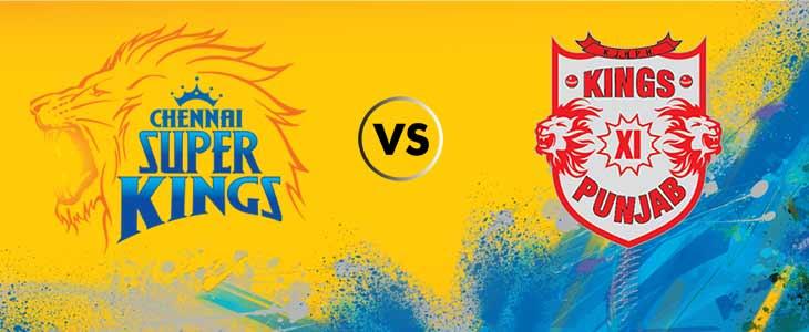Chennai Super Kings vs Kings XI Punjab   56th Match   Dream11 Team 1 Behind History