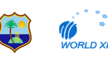 WEST INDIES VS WORLD 11| Playing 11 and Dream11 Team 15 Behind History
