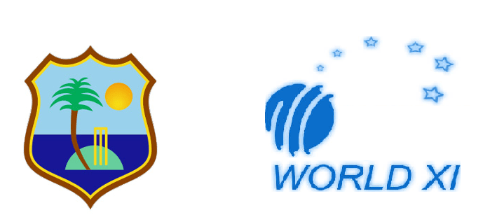 WEST INDIES VS WORLD 11| Playing 11 and Dream11 Team 1 Behind History