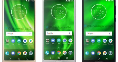 Moto G6 | Specification and Review 6 Behind History