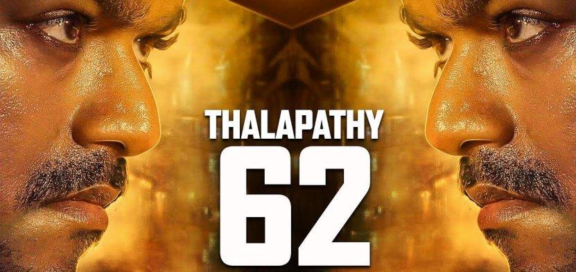 Vijay's 62 1 Behind History