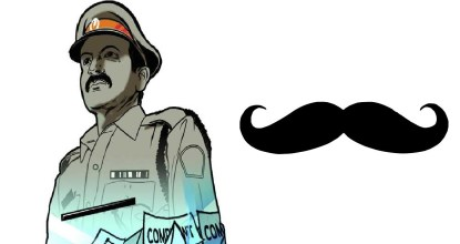 400% Hike in Allowance for UP Cops for Growing Mustache 12 Behind History