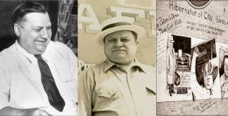 History of Arthur E Gehrke - Human Hibernator 2 Behind History