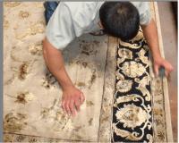 proper handling - persian rugs
