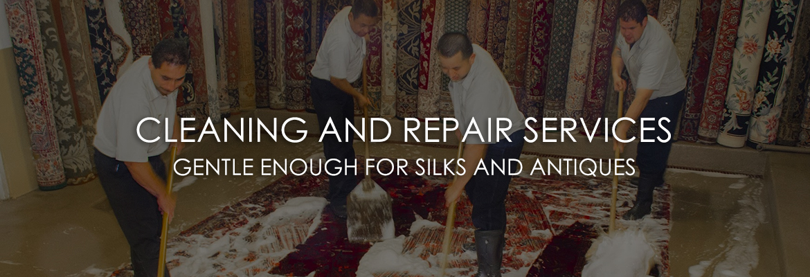 Rug Cleaning and Repair Services
