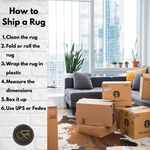 How to ship a rug