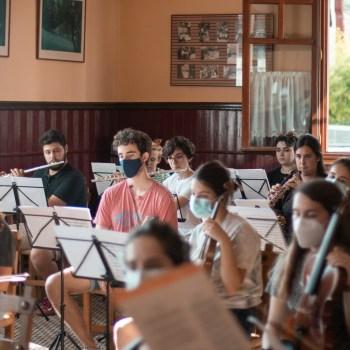 #BilbaoUdazkena2020 Gau Zuria Hiri Baten Sinfonia