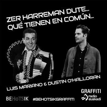 #BehotsikGraffiti Dustin O'Halloran Luis Mariano