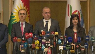 """صورة الإعلان عن النتائج النهائية لاستفتاء كردستان """"العراق"""""""
