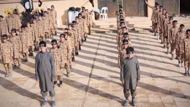 صورة بالصور و الفيديو : كيف تأثر أطفال العراق و سوريا بمدارس (داعش )