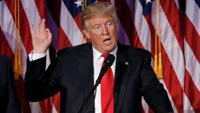 صورة ترامب : يهدد بالانسحاب من الاتفاق النووي الموقع مع إيران في أي وقت