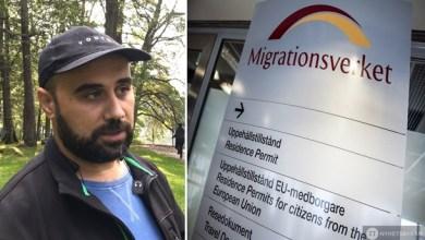 """صورة خطأ بالترجمة . . يكلف """"عامر""""  الانتظار لعامين دون الحصول على قرار من مصلحة الهجرة"""