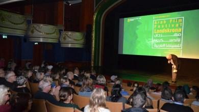 صورة السويد : انطلاق فعاليات مهرجان لاندسكرونا للسينما العربية و حضور كبير يطغى على الافتتاح من السويدين