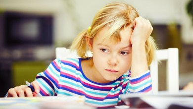 صورة النزعة السلبية للأطفال