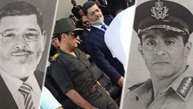"""صورة سري للغاية : """"السقا"""" يُجسَّد ( السيسي ) و """"أحمد رزق"""" (مرسي)"""