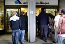 صورة تغييرات بمكتب العمل في السويد