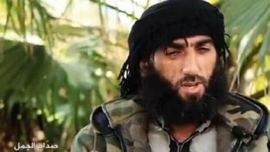 صورة اعتقال أبو رقية الأنصاري القيادي بداعش