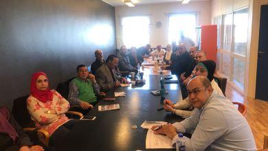 صورة افتتاح 15 مركزاً انتخابياً في السويد لأجراء الانتخابات البرلمانية العراقية